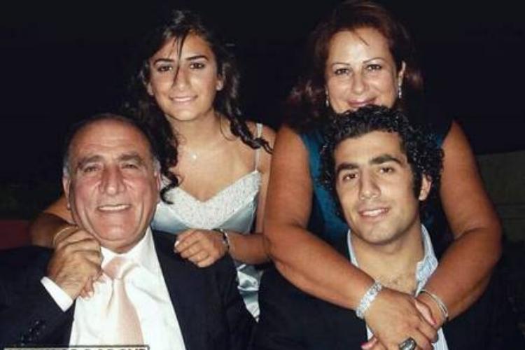 Kaysar e sua família - Reprodução/Instagram