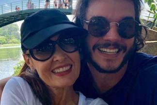 Fatima Bernardes e Tulio Gadelha/Instagram