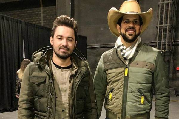 Fernando e Sorocaba/Instagram