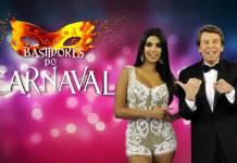 Flávia Noronha e Nelson Rubens (Divulgação/RedeTV!)