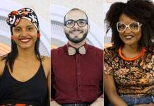 Gleici, Mahmoud e Nayara - BBB18 - Enquete BBB18