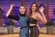Isabeli Fontana e Luciana Gimenez (Divulgação/RedeTV!)