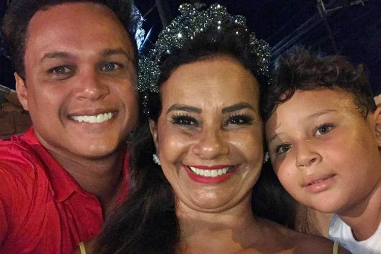 Solange Couto anuncia separação após 8 anos de casamento