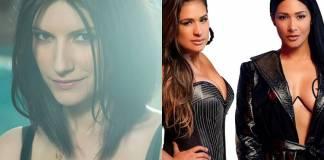 Laura Pausini - Simone e Simaria/Divulgação