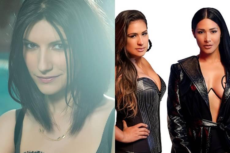 Laura Pausini vai gravar clipe com Simone e Simaria — Coleguinhas