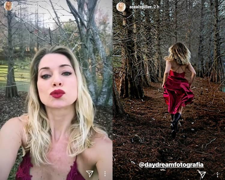 Leticia Spiller/Instagram