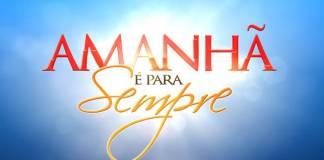 logo - Amanhã é Para Sempre (Divulgação/Televisa)