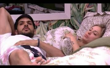 BBB18 - Lucas e Jéssica - Reprodução/YouTube