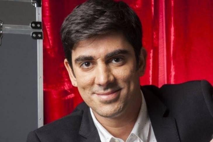 Marcelo Adnet (Globo/Sergio Zalis)