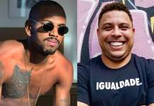 Nego do Borel e Ronaldo/Instagram