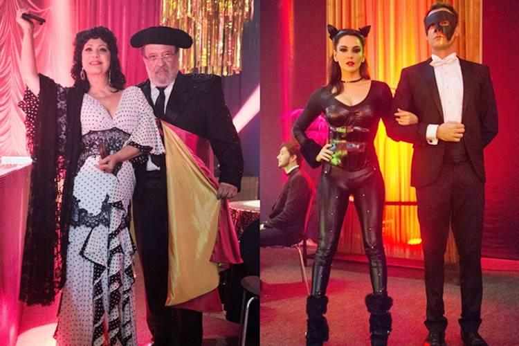 O Outro Lado do Paraiso - Baile de Carnaval (Globo/Raquel Cunha)