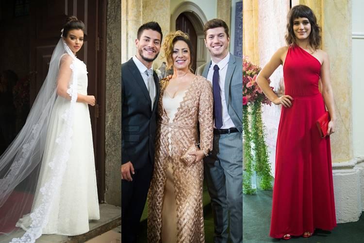 O Outro Lado do Paraiso - Casamento Diego e Melissa (Globo/Raquel Cunha)