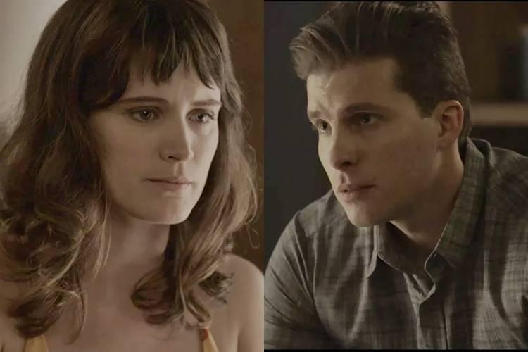 O Outro Lado do Paraiso - Clara e Patrick (Reprodução/TV Globo)