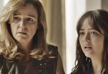 O Outro Lado do Paraíso - Lorena e Laura (Reprodução/TV Globo)