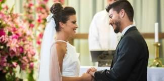 O Outro Lado do Paraíso - Melissa e Diego (Globo/Raquel Cunha)