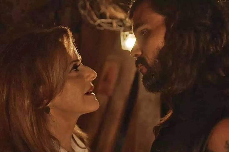 O Outro Lado do Paraiso - Sophia e Mariano (Reprodução/TV Globo)