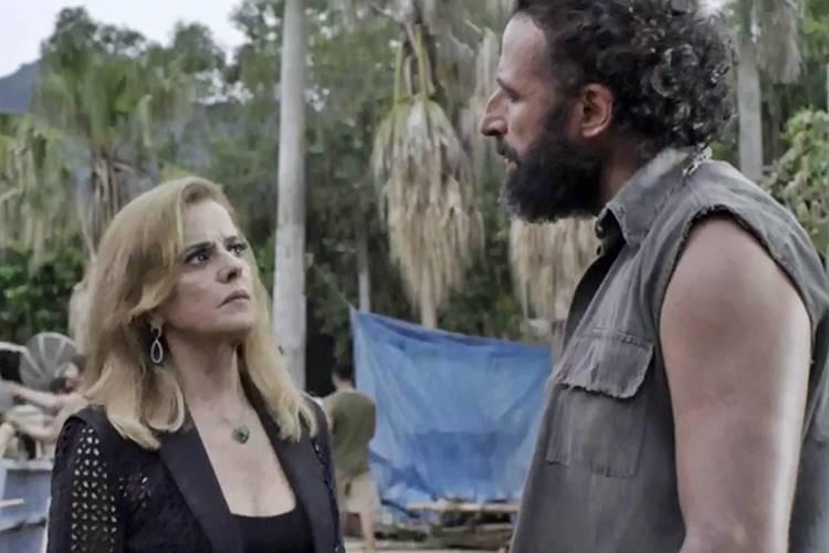 O Outro Lado do Paraíso: Mariano encontra esmeralda gigante