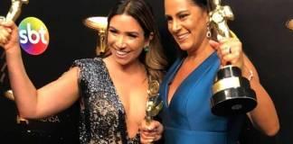 Patricia Abravanel e Silvia Abravanel/Instagram
