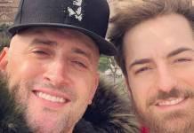 Paulo Gustavo e Thales Bretas-Reprodução/ Instagram