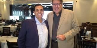 Presidente da Rede Brasil - Marcos Tolentino e Luciano Faccioli/Divulgação