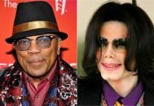 Quincy Jones e Michael Jackson - Reprodução/Google Images