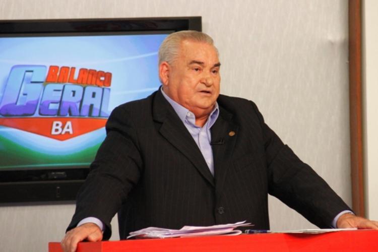 Raimundo Varela - Reprodução/RecordTV Itapoan