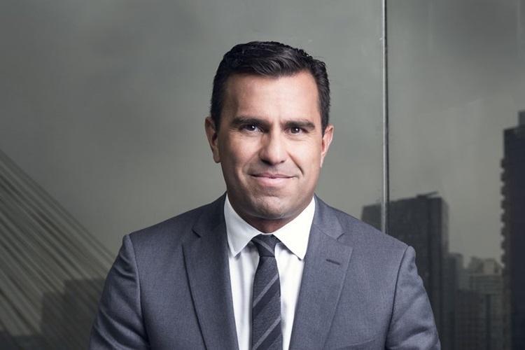 Rodrigo Bocardi - Divulgação/TV Globo