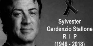 Sylvester Stallone - Reprodução/Twitter
