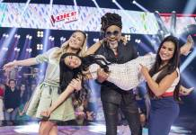 The Voice Kids - Tecnicos ( Globo/Victor Pollak)