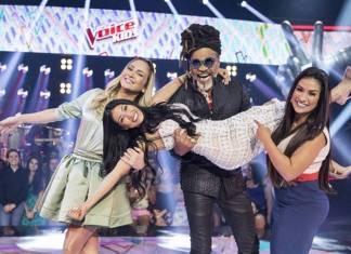The Voice Kids - Tecnicos ( Globo/Victor Pollak)
