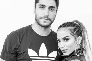 Thiago Magalhães e Anitta/Instagram