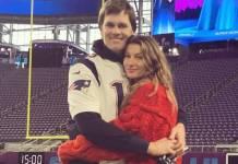 Tom Brady e Gisele/Instagram