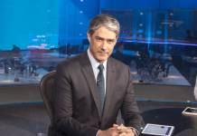 William Bonner (Globo/Sergio Zalis)