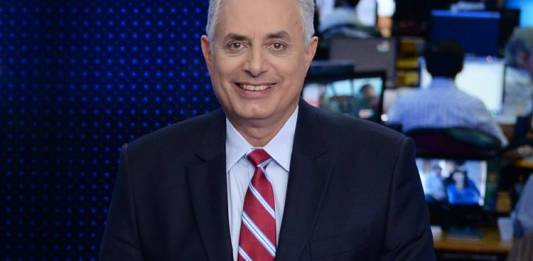William Waack (Globo/Zé Paulo Cardeal)