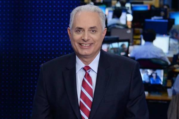 William Waack (Globo/Zé Paulo Cardeal)