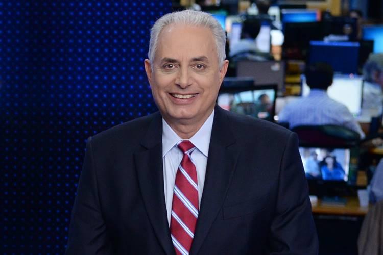 William Waack é o novo contratado da CNN Brasil