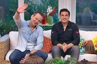 Zucatelli e Edu Guedes/Instagram