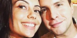 Thiago Fragoso e Mariana Vaz-Reprodução/Instagram