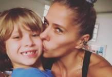 Adriane Galisteu se derrete pelo filho Vittorio/Instagram