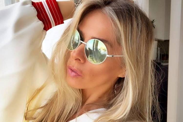 Adriane Galisteu é a mais nova contratada da Globo