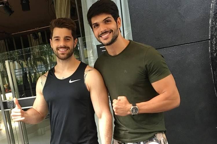 Alok e Lucas/Instagram