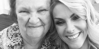 Fora do Brasil, Ana Hickmann sofre com a morte da avó e faz post emocionante/Instagram