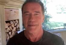Arnold Schwarzenegger/Instagram