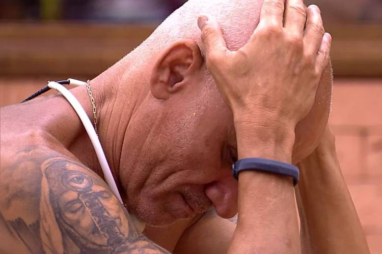 BBB18 - Ayrton (Reprodução/TV Globo)