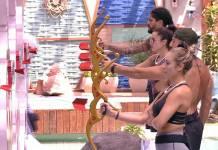 BBB18 - Prova do Anjo Cupido (Reprodução/TV Globo)