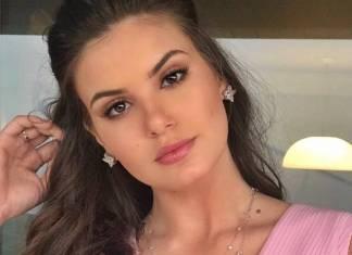 Camila Queiroz fala sobre selinho em atriz/Instagram