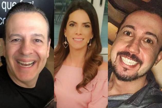 Celso Zucatelli - Mariana Leão - Thiago Rocha/Instagram