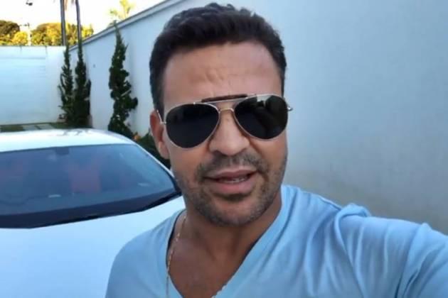 """Eduardo Costa desmente namoro e afirma: """"Poderia ter dado uns beijinhos""""/Instagram"""