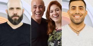 Enquete Paredão BBB18 - Caruso, Família Lima ou Kaysar
