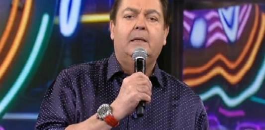 Faustão - Reprodução/TV Globo